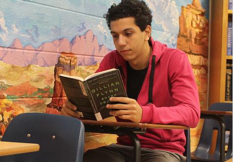 Osama Takes Advantages of English Classes