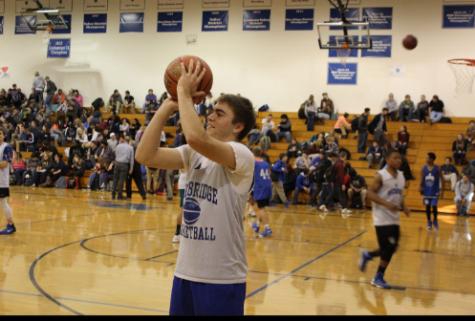 Boys Basketball on Pace for Postseason