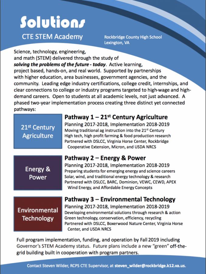 STEM Academy comes to Rockbridge