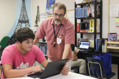 Youngdahl joins Spanish department