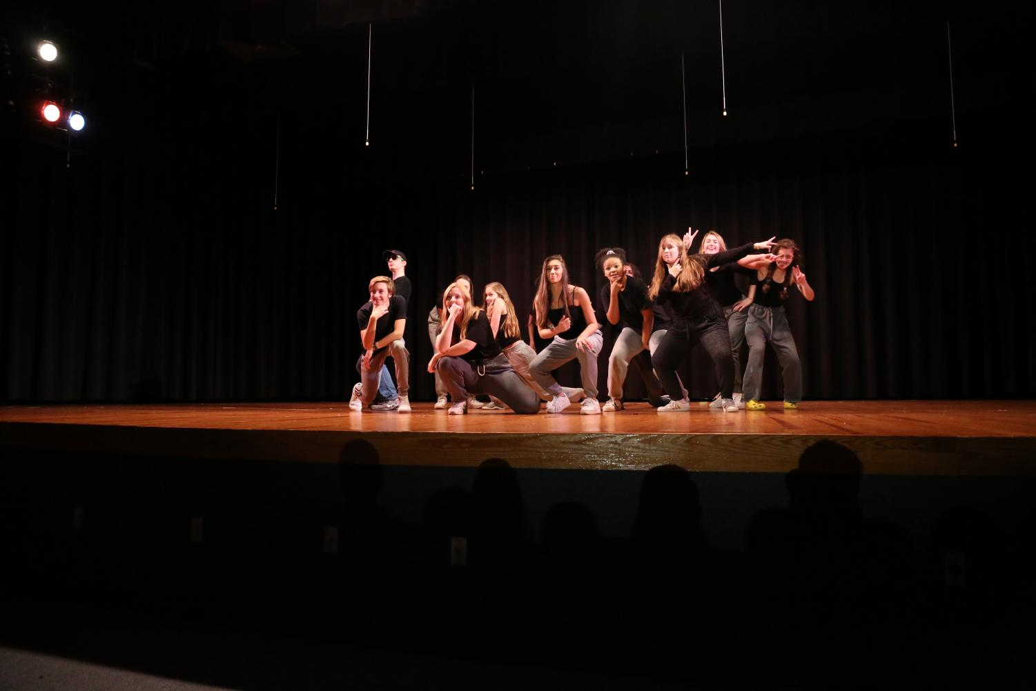 The Prowler throws it down at the Lip Sync.