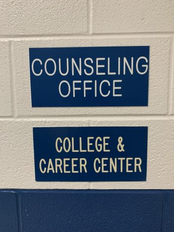 Students can stop by the counseling office to make an appointment and discuss the new classes.