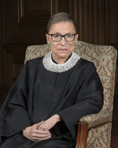The Death of RBG