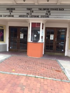 Lexington Theater Reopening