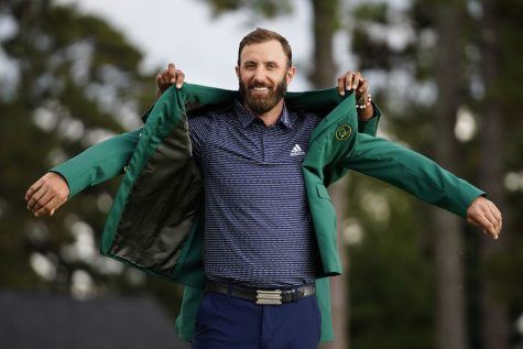Dustin Johnson Takes the Masters
