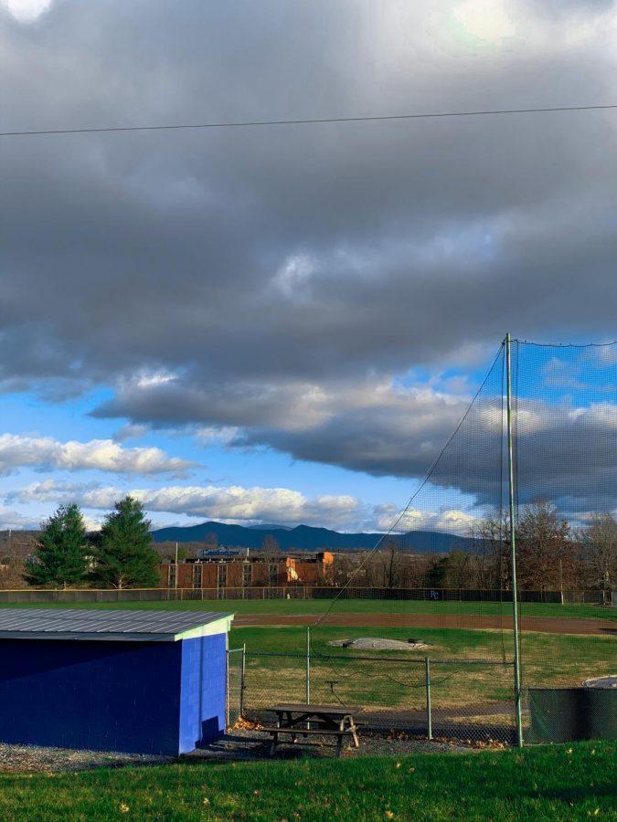 The RCHS baseball field.