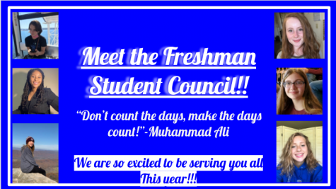 The Freshman Student Council