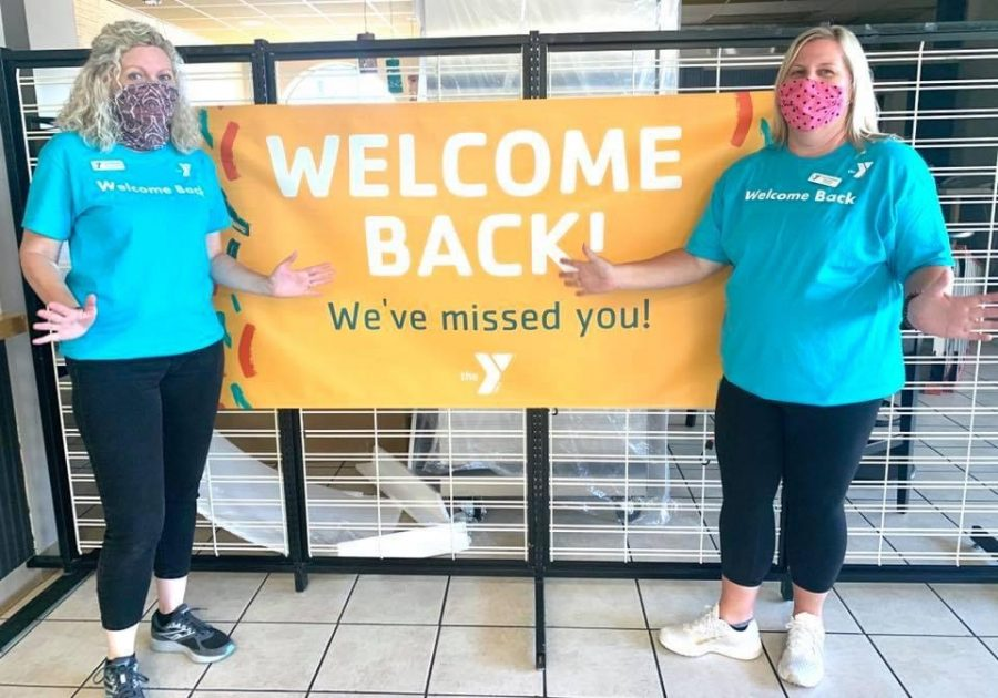 YMCA Helps The Community During The Pandemic