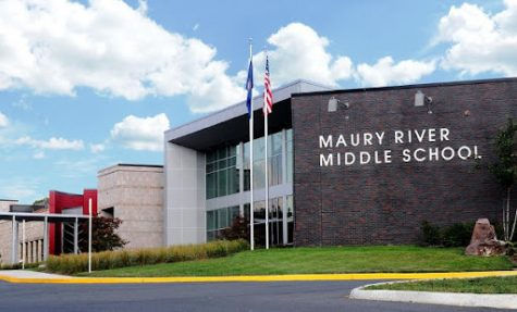 Maury River Middle School, the setting of the Sept. 14 School Board Meeting